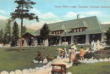 Jasper Park Lodge (aka JPL) - Canada