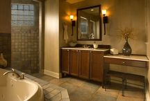 Master Bathroom Inspirations / Ideas for my master bathroom renovation