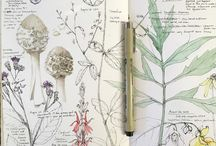 Creative paper notebooks
