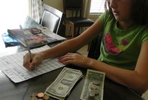 Moneymaking for Kids / Different ways a kid or teen can make money.