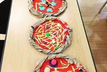 Pizza craft ideas