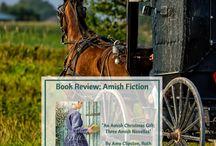 Amish Fiction Book Reviews