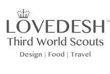 Lovedesh™ / A philanthropic design brand for 'Third World' countries