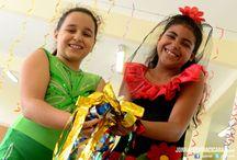 Carnaval das crianças / Ô abre alas, que eu quero passar... É isso aí, a festa popular mais celebrada no Brasil, o Carnaval, fez os alunos da Escola Municipal Euclides Buzetto caírem na folia, com direito a fantasia e atividades especiais. Leia mais: http://ow.ly/ur2b3