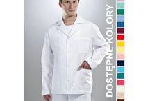 Marynarki medyczne męskie / Marynarki dla lekarzy, pielęgniarzy i farmaceutów.  Sprzedawane przez nas ubrania są nie tylko praktyczne, ale eleganckie i wygodne. Moda szpitalna.