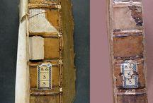 Bíblia hebrea. APADRINAT! / [Bíblia hebrea]. Parisiis : Ex oficina Roberti Stephani, typographi Regii, 1539-1543.  Llibre restaurat i digitalitzat gràcies a APINSA.