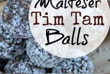Tim Tam Malteeser Balls