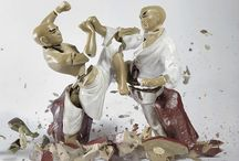 Crashing of Porcelain