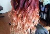 Hair COLOR Inspiration<3