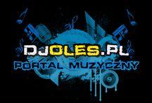 NEWSY MUZYCZNE / Muzyczne newsy na portalu www.djoles.pl