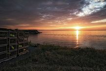 Sunrise & Sunsets / Some of my favorite sunrise/sunsets taken on Cape Breton Island, mostly on the western coast... Cheticamp and area. © Michel Soucy, Cheticamp, N.S.