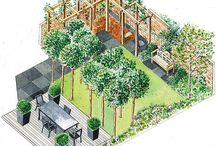 Back Garden - Designing Garden Rooms