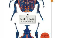 BUGS for Kids / Bugs and insects for first grade. A collection of books, art, poetry, writing and science ideas.