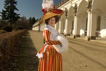 My works / Reproductions of historical clothes and accessories