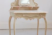 French inspiration / French antiques, vintage French style