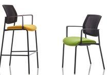 SHIFTER! / Our new guest seating/café height stool collection - Notre nouvelle collection de sièges visiteur/tabourets hauts