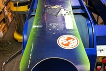 Swallow tail Snowboards