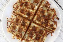 Waffle iron ideas
