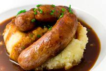 English, Irish & Scottish Foods / Food from England, Food from Scotland, Food from Ireland, English Food, Scottish Food, Irish Food