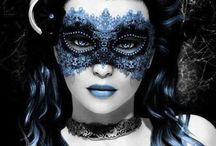 Our life is just masquerade