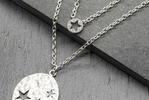 Unique Jewellery Gifts for Her / Beautiful handcrafted jewellery by LHG Designs sold via Notonthehighstreet.com Rose Gold jewellery trend for 2016/2017