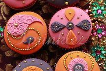 Cupcakes cookies cake pop