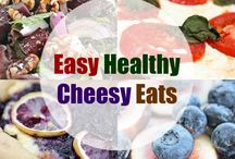 Easy Healthy Cheesy Eats / Easy Healthy Cheesy Eats provides easy healthy recipes and ideas with cheese! If you like healthy and clean eating and love cheese, then you've found the right place! / by Clean Eating Recipes
