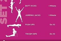 Exercise ideas