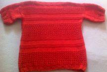 Le mie creazioni a maglia