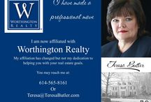 About Teresa / Learn all about my real estate services and my hobbies and interests