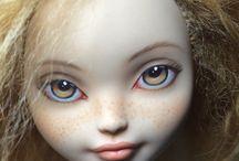 Repaint doll