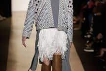 New York Fashion Week RTW F/W15