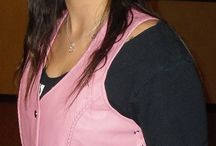 Hot Pink Leather / Hot pink leather jacket, Hot pink leather vest