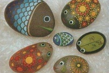 Deco piedras
