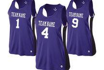 Custom Volleyball Uniforms & Apparel / Design custom apparel for players, coaches & fans! http://www.teamsportswear.com/customvolleyballuniforms