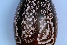 škrabaná vejce
