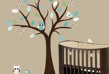 Nursery<3 / by Ashley Crewey