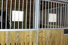Porti Culisante - Decorio / Sliding Gates for horse boxes