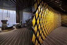 Interior Stuff / Unique interior spaces