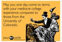 University of Colorado / by Nikki Betz