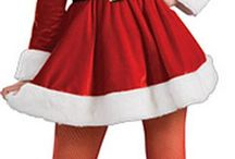 Christmas Costumes and Accessories / Christmas costumes and accessories for the whole family