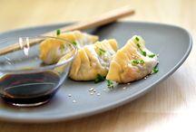 Japanischer/chinesische Küche
