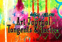 Art Journal/Art Trading Cards / Art journal prompts and tutorials. / by Webster Fiber Arts