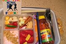 Lunch / Snack Ideas / by Wendi Merrill