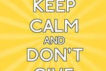 Keep calm ya'll  / by Jacqueline D Corado