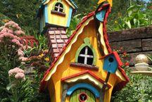 Bird house / by debbie lewis