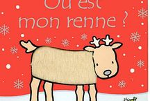 Livres enfant Noël