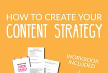 Content Marketing + Strategy