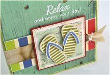 card ideas / by Toni Kilpatrick
