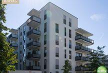 Referenz ★ Leopold+ / In unserem Referenzobjekt Leopold+ erwarten Euch charmante 1- bis 4-Zimmer-Eigentumswohnungen in München Schwabing. Alle Wohnungen sind verkauft!
